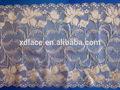 Venta al por mayor nuevo 2014 de lujo de Nylon blanco de la flor del diseño de la muchacha del cordón del vestido, Ata para arriba de las bragas
