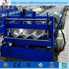New arrival made in china low price scaffolding walk board galvanized steel floor deck machine