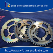 best sellings competitive price red motorcycle drive chain sprocket for yamaha