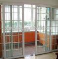 gráciles pvc puertas correderas / interiores puertas francesas corredizas