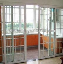 graceful pvc sliding doors/interior french doors sliding