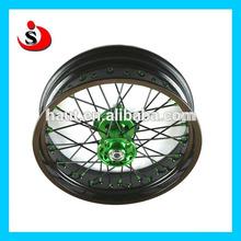 Kawasaki Motorcycle KX 125 250 400 Parts Aluminum Alloy Wheels