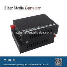 1000M Optical Single Fiber hdmi bnc converter