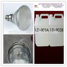 LED encapsulation glue optic silicone Epoxy resin AB glue