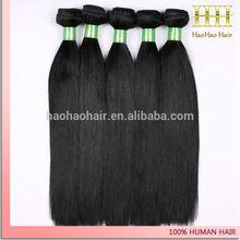 Hot Sale Virgin Unprocessed Tangle/Shedding Free Wholesale Price Yaki Pony Hair Braiding Hair Braids