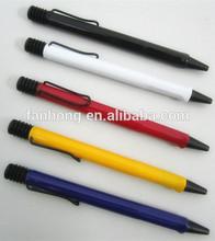 automatic top click design ball pen