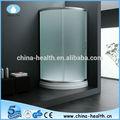 Porte intérieure en verre, les portes de douche en verre dépoli jk2209