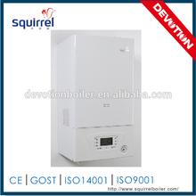 Flue type wall hung gas boiler