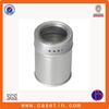 round tin metal seasoning box