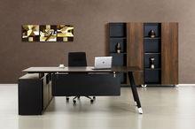 High quality modern melamine executive L shaped desk