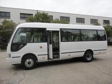 Economic Toyota Type LHD/RHD Diesel Mini Bus