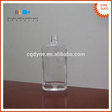 125 ml doble pulgar y la plaza pequeña botellas de licor