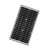 20W Solar panel for 12v battery---for lighting,camping
