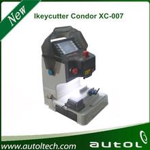 New Professional IKEYCUTTER CONDOR XC-007 Key Cutting Machine CONDOR XC-007 Locksmith Tool DHL/EMS fast shipping
