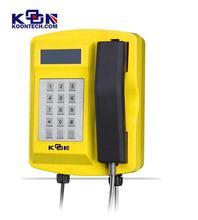 Auto-Dial phone Waterproof Telephone KNSP-18 Security Protection Phone Aviation Telephone