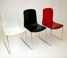 Hot sale transparent clear acrylic desk chair wholesale
