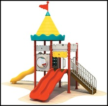 2014 outdoor simple children play area equipment