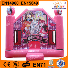 Best design professional giant inflatable kids jumping castle