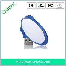 Beautiful swivel logo imprint data load 128gb usb flash drive from Oriphe