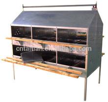 12/24 hole chick egg hatch machine/chicken nesting boxes