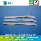 20cm 100% Biodegradable compostable food grade safe cornstarch kitchen flatware plastic knife