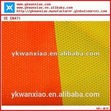 100% polyester reflective nylon fabric CE EN471