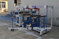 Wood Horizontal Boring Machine MZB63A Three-randed Carpenter Drilling Machine
