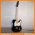 etl002 sıcak satış siyah tl elektrik gitar