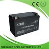12V 100AH Lead Acid Rechargeable Battery, Vrla Battery