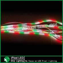 144 pixels smd 5050 led digital strip ws2811 ic built in