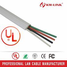 Hot sale designer utp cat3 telephone cable 2 p cable