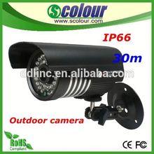 Outdoor camera ir camera flash