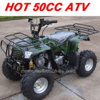 Factory direct sale MC-304Akids 50cc quad atv 4 wheeler