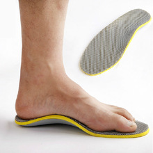 High Elastic Foam Arch Support & Ventilating Orthotic Insole For Men Or Women On Sale