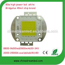 Made in china led 200W high power led 200W cob led manufacturer bridgelux Epileds chip