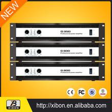 solid black panel amplifier peavey amplificador power generator