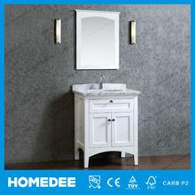 2014 Hot Sale Hangzhou Oakwood Bathroom Cabinet