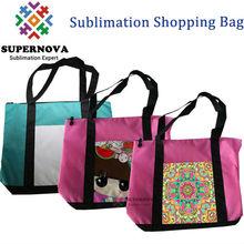 Custom Canvas Handbags ,Sublimation Hangbag
