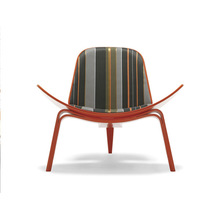 Modern Shell Chair with Bendwood, Dining Room Chair for wholesale