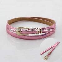 Women leather belt women chastity belt