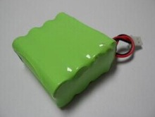 9.6V Rechargeable NiMH Battery Pack with UL IEC UN38.3 certificition