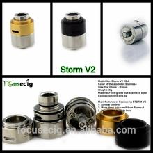 High Quality Rebuildable Atomizer Orca Vaporizer custom electronic cigarette