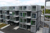 new desigh and high quality container residential building
