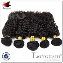Guangzhou Hot Beauti Unprocess Hair top grade malaysian remy tiny curly human hair weft
