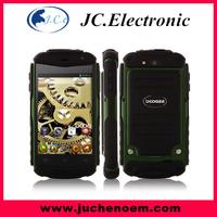 Doogee Titans DG150 3.5'' IP67 Waterproof Dustproof Shockproof Mobile Phone MTK6572 Dual Core 1.2GHz Android 4.2 4GB WCDMA GSM