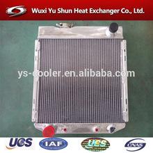 hot-selling aluminum plate-fin jac water radiator