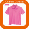 unisex color combination dry fit pique polo shirt from nanchang china
