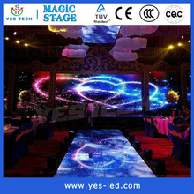 led disco panel stage indoor display screen