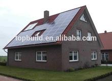 Bene- progettato top costruire energia solare casa prefabbricata casa mobile in cina