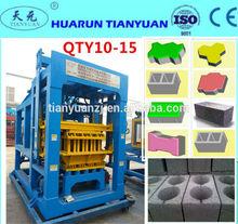 Best quality!! QT10-15 machine to make concrete blocks